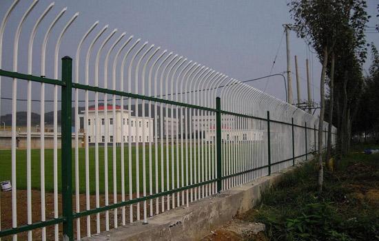 双横杠锌钢护栏