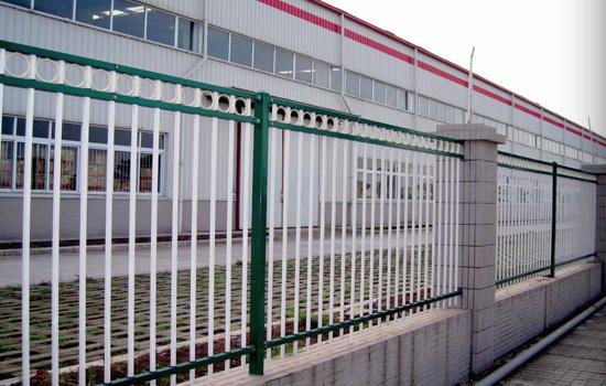 厂区锌钢护栏