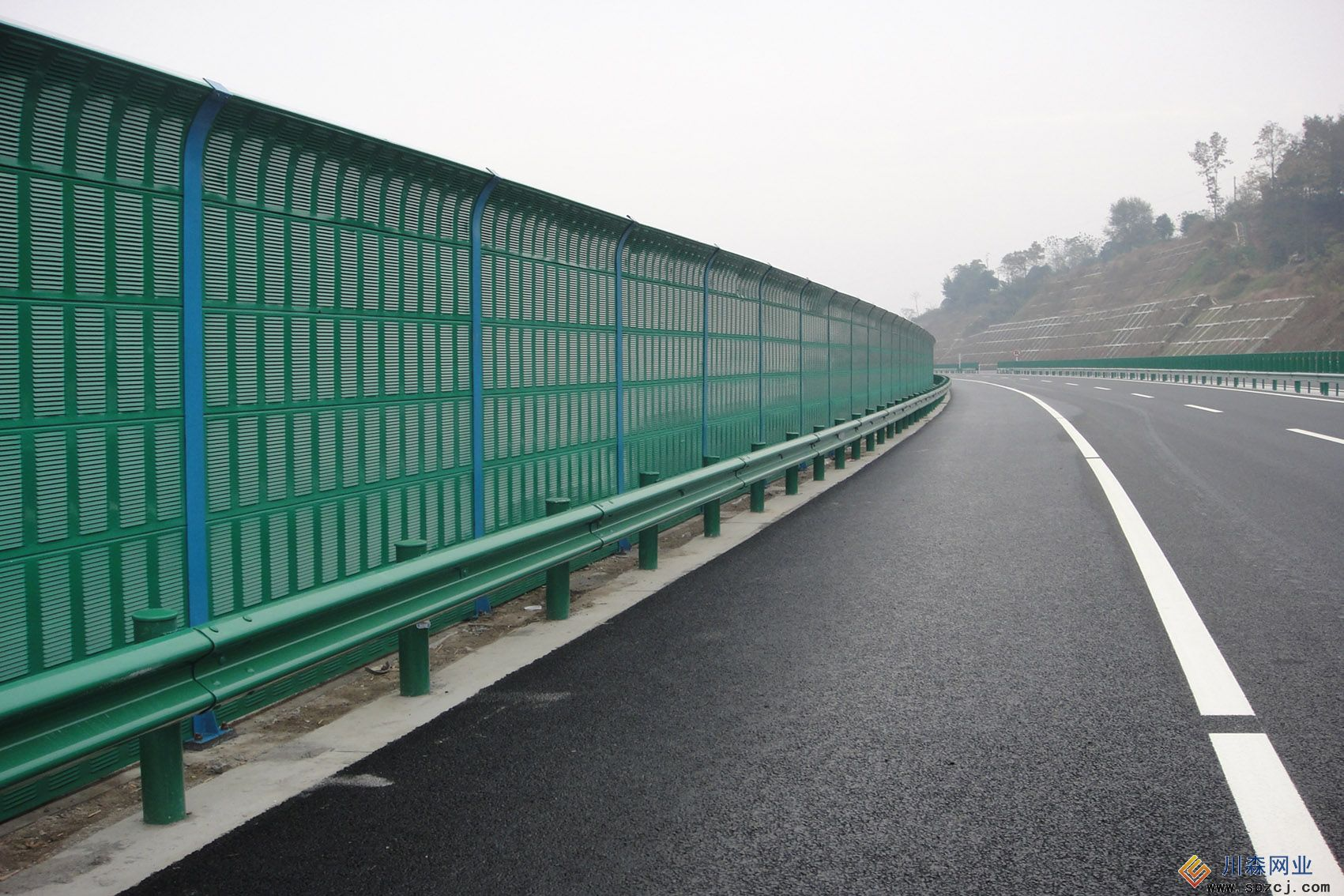 公路声屏障