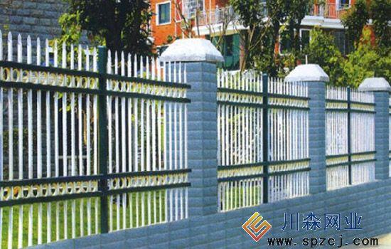 镀锌锌钢护栏