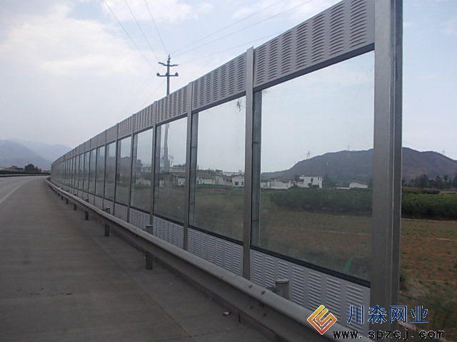 高架桥隔音墙