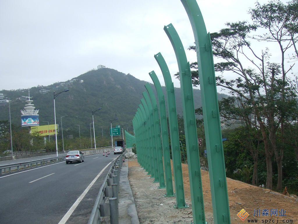 声屏障H型钢立柱