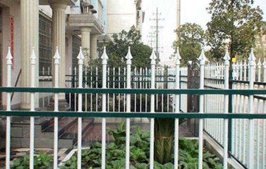 喷塑锌钢护栏网