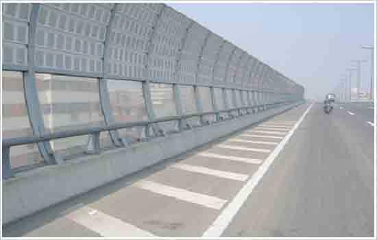 高架桥隔音墙-2