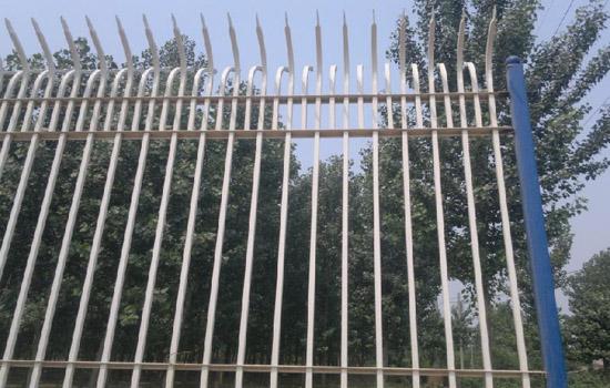 双向弯头锌钢护栏