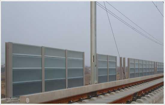 铁路隔音墙-2