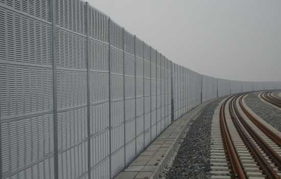 铁路吸音墙