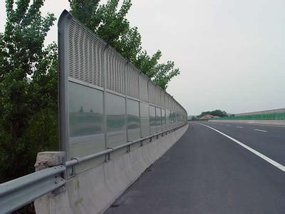 道路声屏障