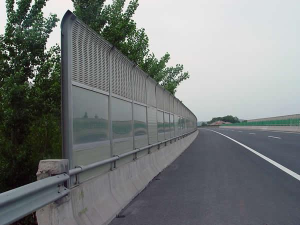 一般公路声屏障设计需要考虑的几个方面
