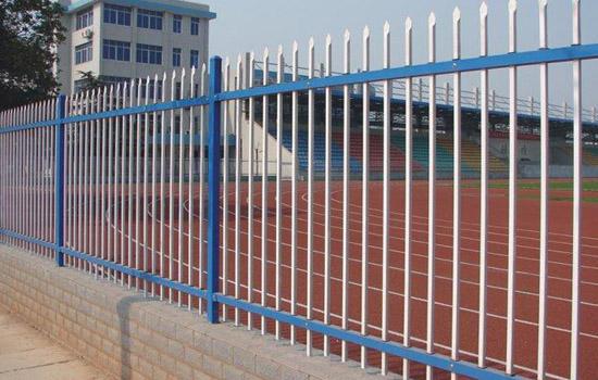 学校锌钢护栏网